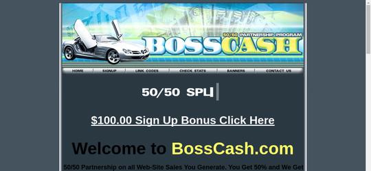 bosscash.com