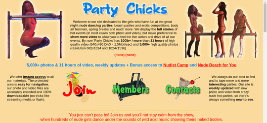 party-chicks.com