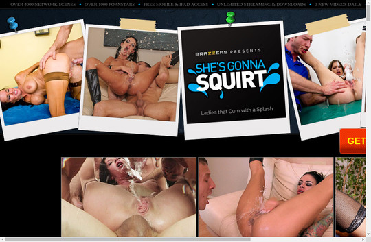 shes gonna squirt