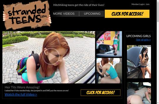 strandedteens.com