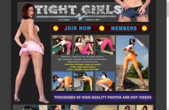 tight-girls.com