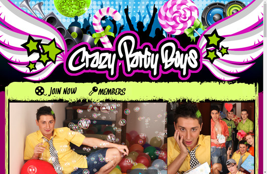 crazypartyboys.com