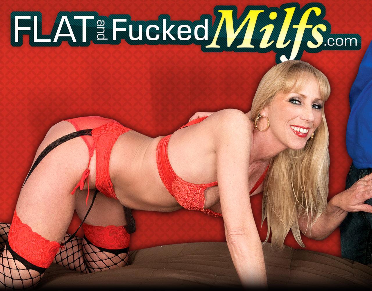 flatandfuckedmilfs.com