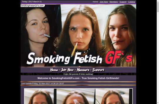 smokingfetishgfs