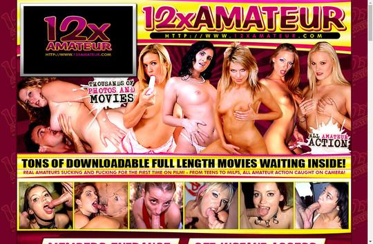 12x amateur