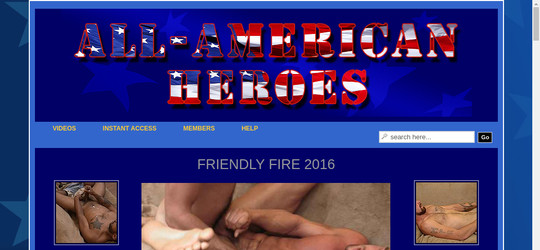 all-americanheroes.net