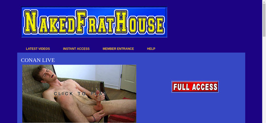 nakedfrathouse.com