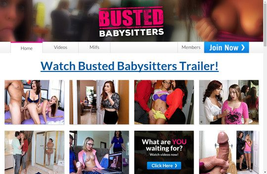 bustedbabysitters.com