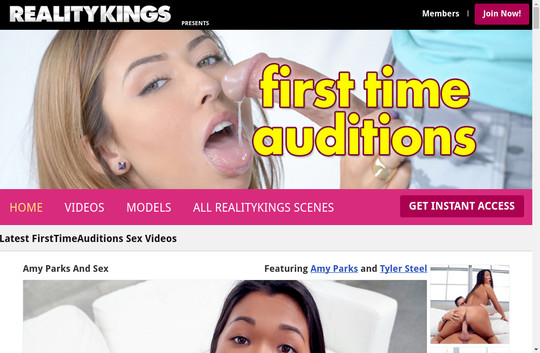 firsttimeauditions.com