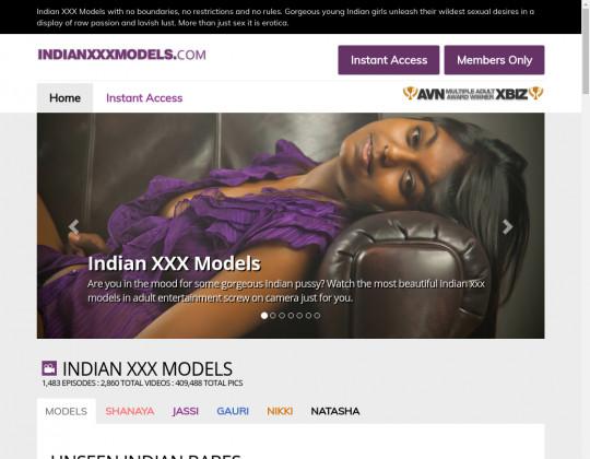 indian xxx models