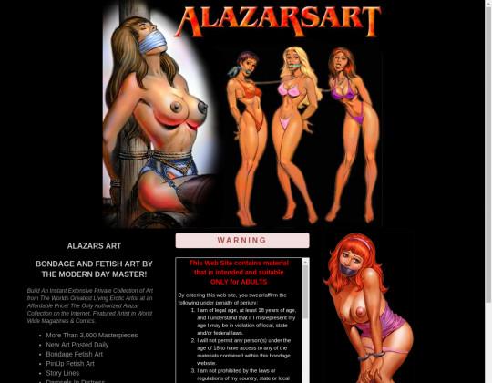 alazars art