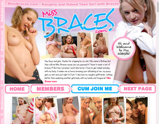 miss braces