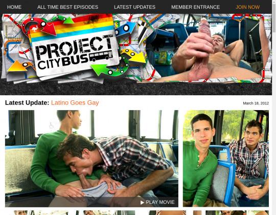 project city bus