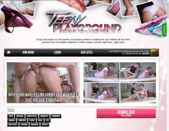 teeny playground