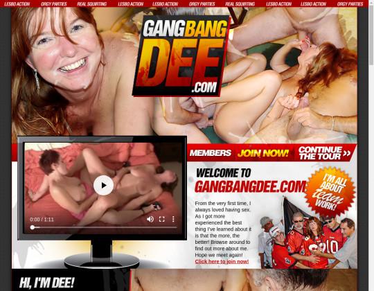 gang bang dee