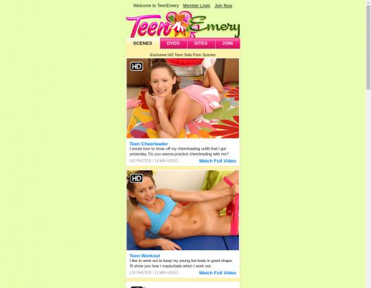 teen emery