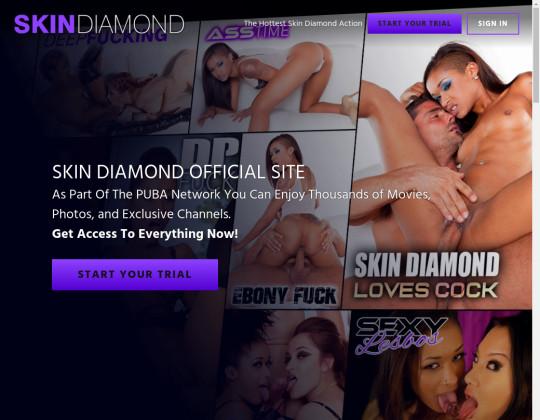 skin diamond