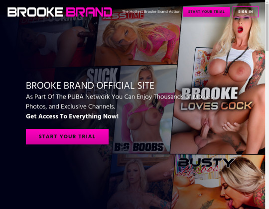 brooke brand